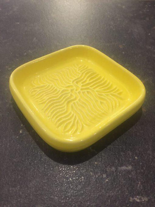 Beispielbild1_Keramikreibe_Haushalt_gelb